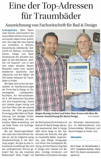 Presse Artikel 2013