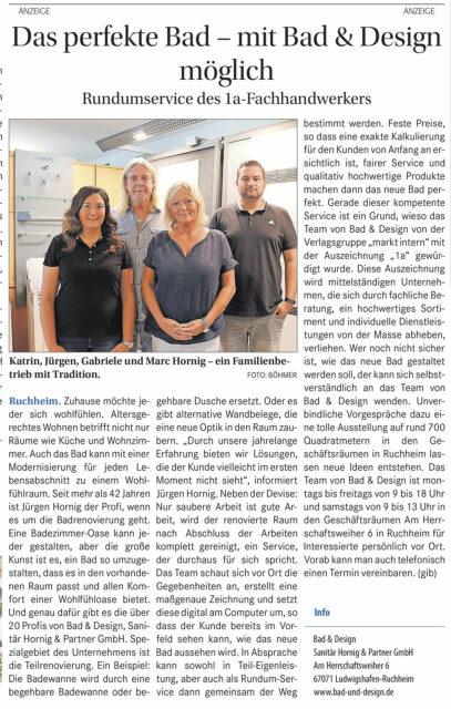 Wochenblatt Ausgabe September 2016
